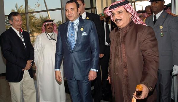 هذه هي المواضيع المطروحة للنقاش بين ملكي المغرب والبحرين