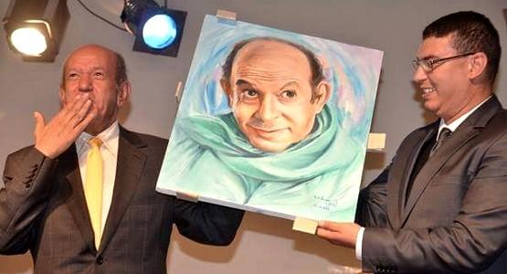 ملتقى مرتيل لمسرح الطفل يكرم الفنان المصري لطفي لبيب