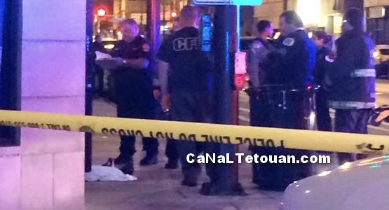 شاب من تطوان يلقى مصرعه بمقاطعة شيكاغو بأمريكا رميا بالرصاص (صور)