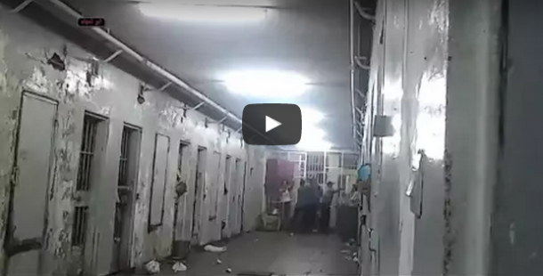 تسريب فيديو جديد من سجن عكاشة بالدار البيضاء
