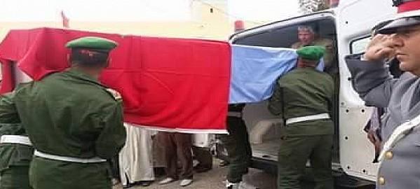 هذه هوية الكولونيل الذي قتل رميا برصاص جندي