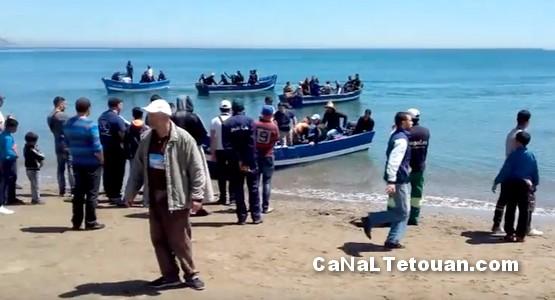 جمعية أبطال الفنيدق … حماة البيئة البحرية بالمغرب (فيديو)