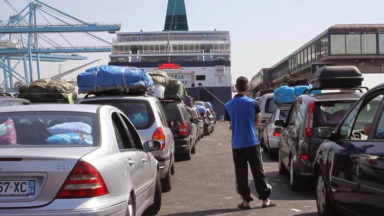 """إطلاق خدمة """"WIFI"""" بميناء الجزيرة الخضراء لتخفيف معاناة الانتظار"""