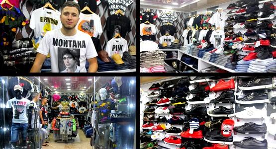 """متجر """"ISTANBUL SHOOP"""" بتطوان لبيع آخر صيحات الموضة الشبابية (شاهد الصور)"""