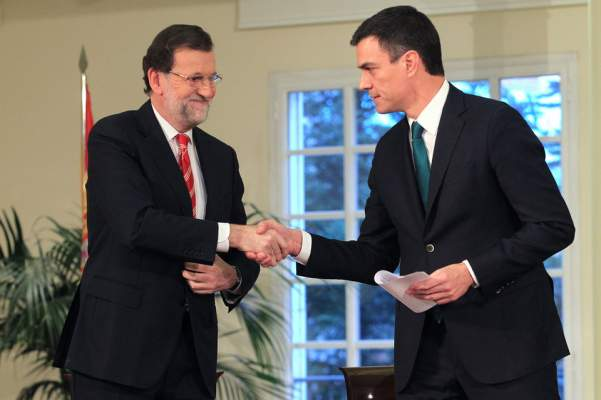 تشكيل الحكومة الإسبانية .. ماريانو راخوي يمد يده للاشتراكيين