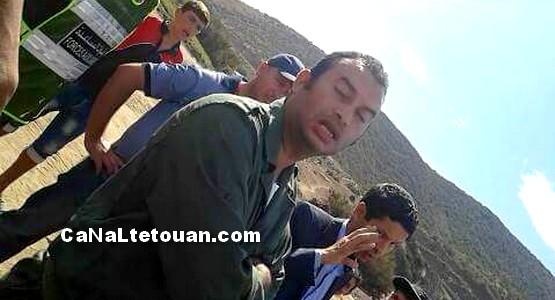 قائد قيادة قاع اسراس يعتدي على مواطن بشاطئ أزنتي