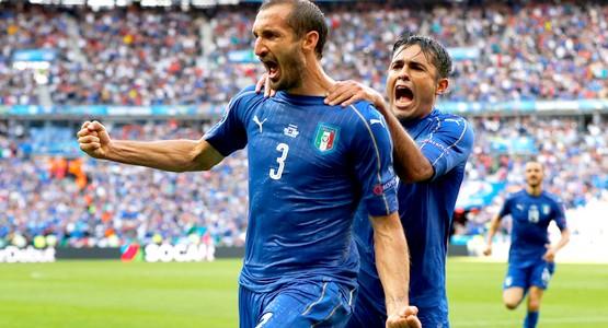 ايطاليا تقصي المنتخب الاسباني من كأس أمم أوروبا