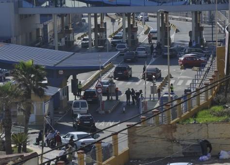 السلطات الإسبانية تفرض اجراءات مشددة على المغاربة بسبتة المحتلة !