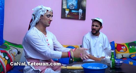 """سكيتش جديد  للكوميديان حسن و محسن بعنوان """"العيد"""" (شاهد الفيديو)"""
