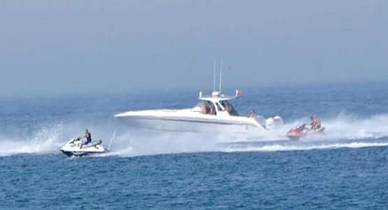 الملك محمد السادس يستمتع في شواطئ الشمال (شاهد الصور)