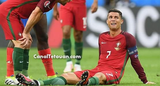 تقرير رائع مترجم للغة العربية .. ماذا فعل كريستيانو رونالدو في نهائي يورو 2016