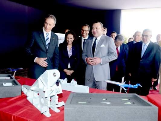تسارع خطوات المغرب لاقتحام صناعة الطيران في العالم