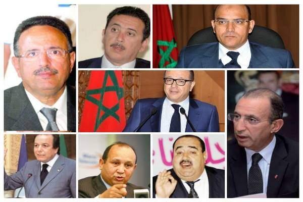 """هذه لائحة """"خدام الدولة"""" التي اثارت ضجة كبيرة في المغرب .. !"""