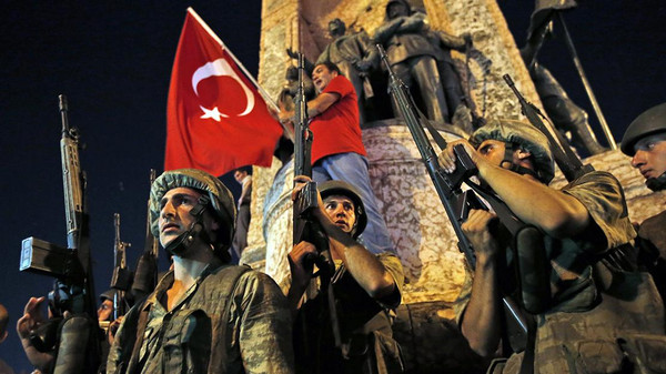 الحكومة التركية تعلن فشل الانقلاب