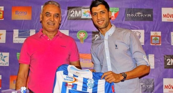 رسميا … اللاعب يونس الحواصي يغادر المغرب التطواني ويتعاقد مع فريق اتحاد طنجة !