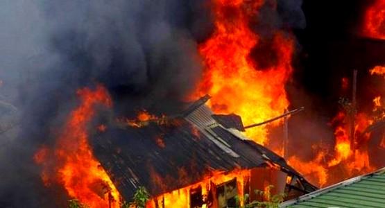 مدغشقر..حريق مهول يخلف 38 قتيلا بينهم 16 طفلا في مشهد يدمي القلب .