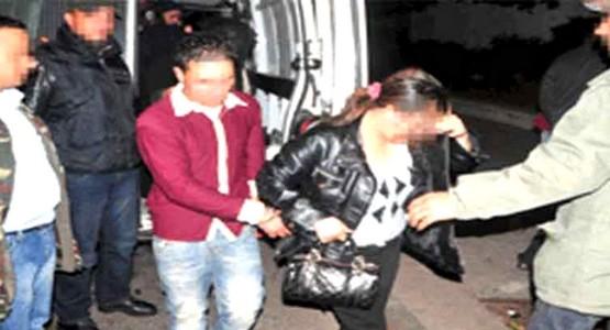 اعتقال سيدة بتهمة النصب والاحتيال على المواطنين بتطوان