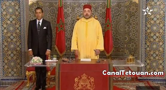 من تطوان … الملك محمد السادس ينتقد قيامة الإنتخابات (فيديو)