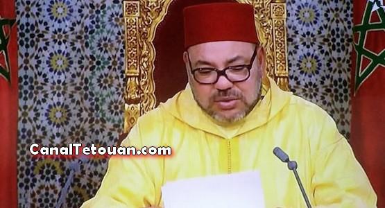 محلل سياسي .. الملك محمد السادس يغير الزمن في خطاب العرش بمدينة تطوان