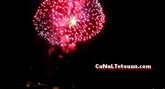 شاهد .. احتفالات مدينة تطوان بعيد العرش المجيد (فيديو)