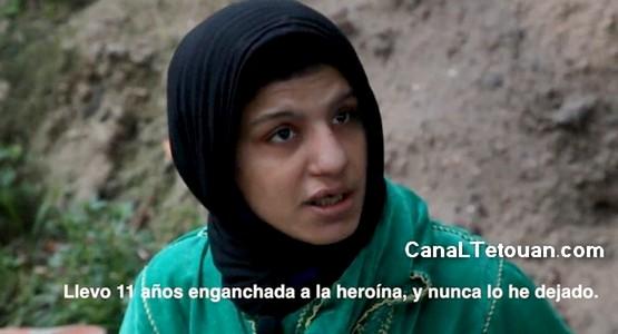 صرخة مدمني مخدر الهيروين بتطوان تصدم الآلاف من المغاربة ! (شاهد الفيديو)