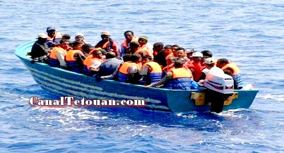 إحباط محاولة تهريب مهاجرين سريين انطلاقا من ميناء المضيق