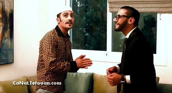 إضحك مع الكوميديين حسن ومحسن في سكيتش إشهاري (فيديو)