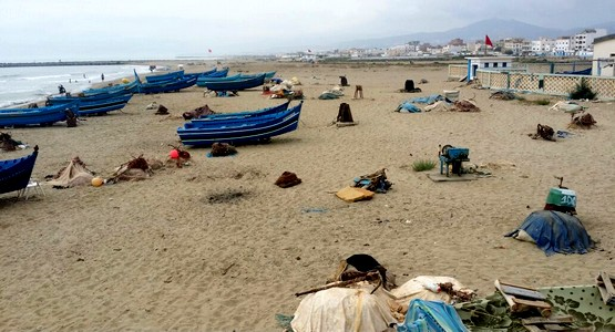 هبة ملكية لجمعية أرباب قوارب الصيد التقليدي بمرتيل