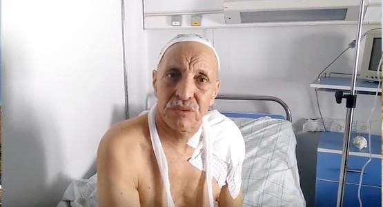 تصريح الناجي من مجزرة مسجد الأندلس بحي الملاح تطوان (شاهد الفيديو)