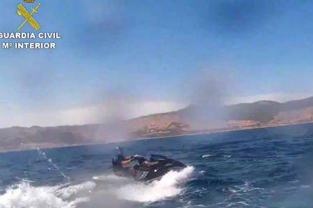 الحرس الاسباني يحقق في وفاة مغربي القي به في عرض البحر