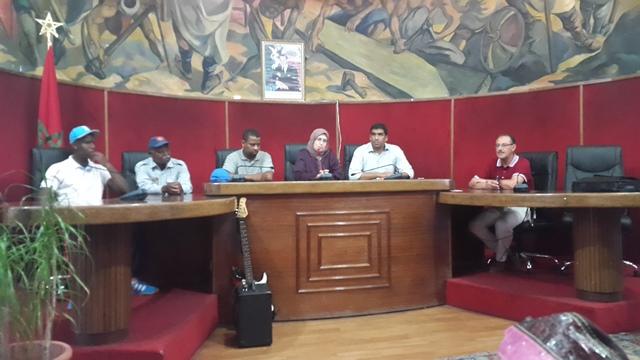 جماعة تطوان تستضيف المنظمة الوطنية للطفولة والشباب صدى الصحراء