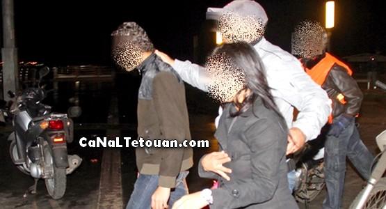 اعتقال فتيات في مداهمة لشقة أعدت لممارسة الدعارة بطنجة