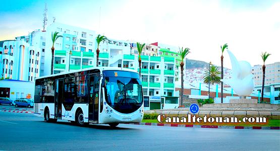 تطوان..اعتماد حافلات خاصة لتوفير النقل العمومي بالأحياء الصعبة الولوج.