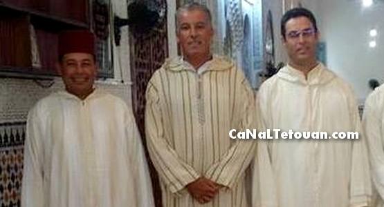 الاتحاد الاشتراكي بمرتيل يدين صورة نائب الرئيس مع باشا المدينة في صلاة العيد !