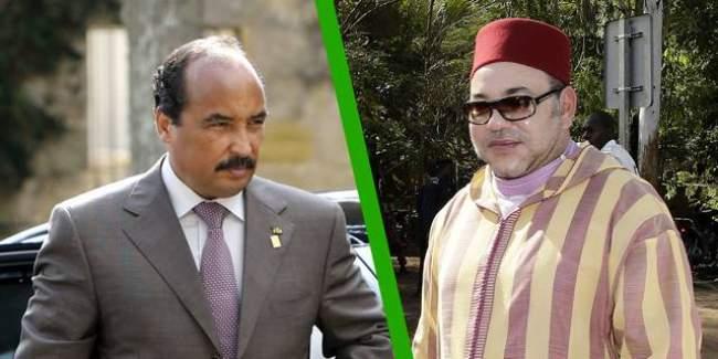آخر تطورات علاقة المغرب وموريتانيا