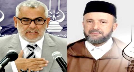 بنكيران يهاجم الأمين بوخبزة و يؤكد على تشبت التطوانيين بمحمد إدعمار