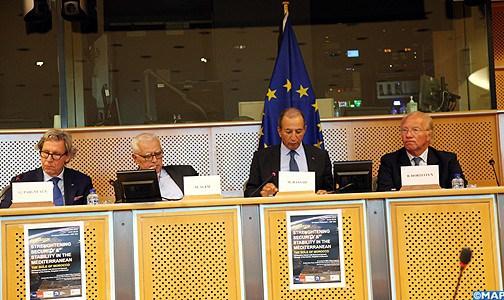 حصاد يستعرض أمام البرلمان الأوروبي تجربة المغرب في مجال الحرب على الإرهاب