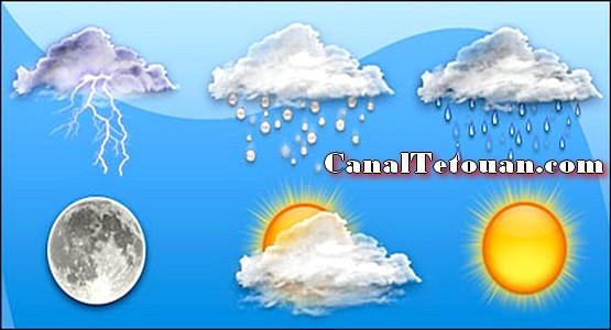 توقعات أحوال الطقس لنهار اليوم (الثلاثاء)