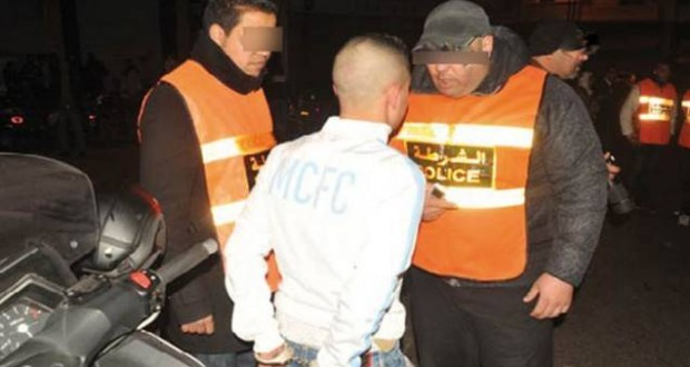 المصالح الامنية بالفنيدق تعتقل 7 أشخاص