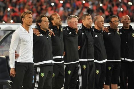 المنتخب المغربي يعود بنقطة ثمينة من الغابون (شاهد الفيديو)