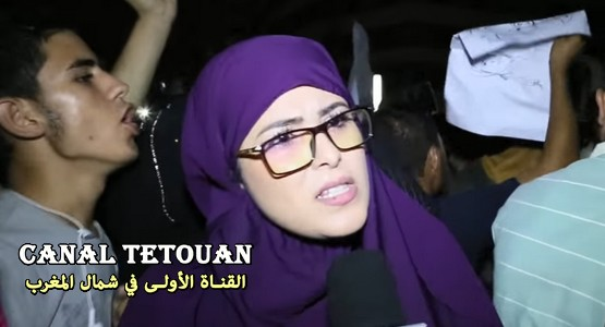شهادات مؤثرة من المسيرة التضامنية مع المرحوم محسن فكري (فيديو)