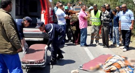 قتيل في حادثة سير مميتة بين مرتيل وكابونيغرو