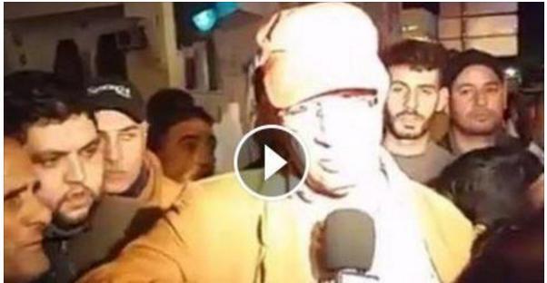 """أدلى بتصريح خطير لقناة """"دوزيم"""" فتم حذفه من روبورتاج """"محسن فكري"""" ! (فيديو)"""