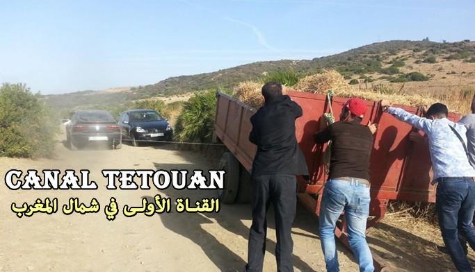 السلطات توضح حادثة الرشق بالحجارة التي تعرض لها مراقبو العدالة والتنمية بضواحي تطوان