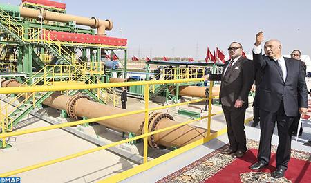 فوسفاط المغرب في أثيوبيا !