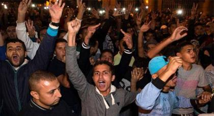 الإحتجاجات تعري الفساد داخل ميناء الحسيمة !