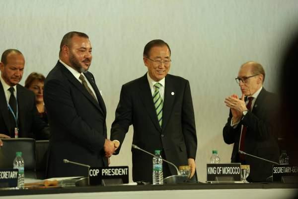 """الأمم المتحدة تهنئ المغرب على """"النجاح الكبير"""" لقمة المناخ"""