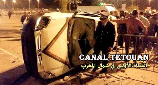 أحداث مرعبة في طنجة بعد مقابلات كأس العرش (شاهد الصور)