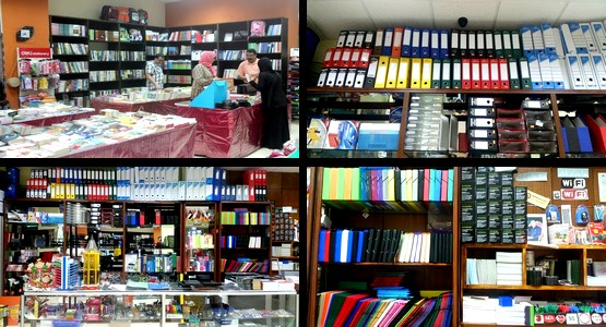 """أعرق مكتبة بتطوان """"ALCARAZ"""" تخصص تخفيضات هامة للمكاتب الادارية و التجارية على جميع اللوازم المكتبية"""