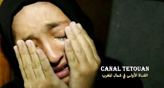 مشاهد صادمة .. مغربي يغتصب ابنته بوحشية والأخيرة تضع حملها منه ! (شاهد الفيديو)